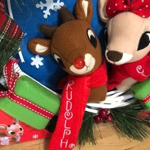 Holiday - Rudolph's Wreath